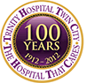 Trinity Twin City Hospital 100 Years